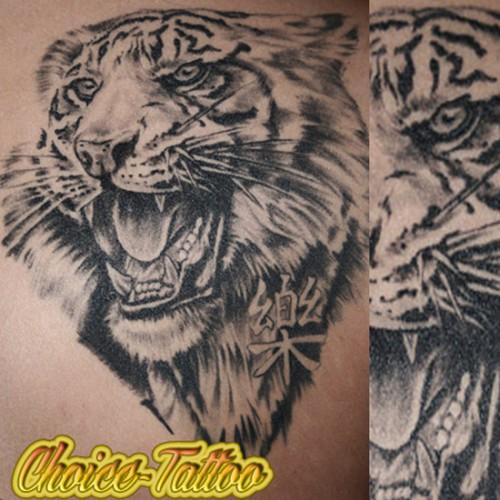 Tieger Tattoo