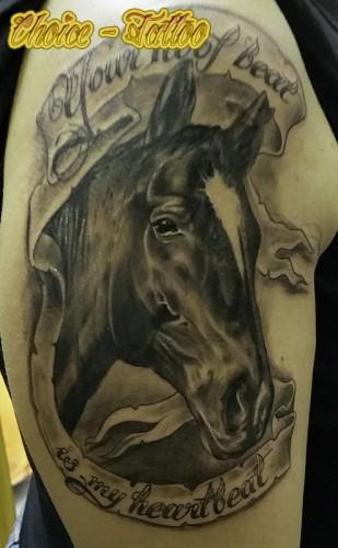 Portrait Tattoo 2